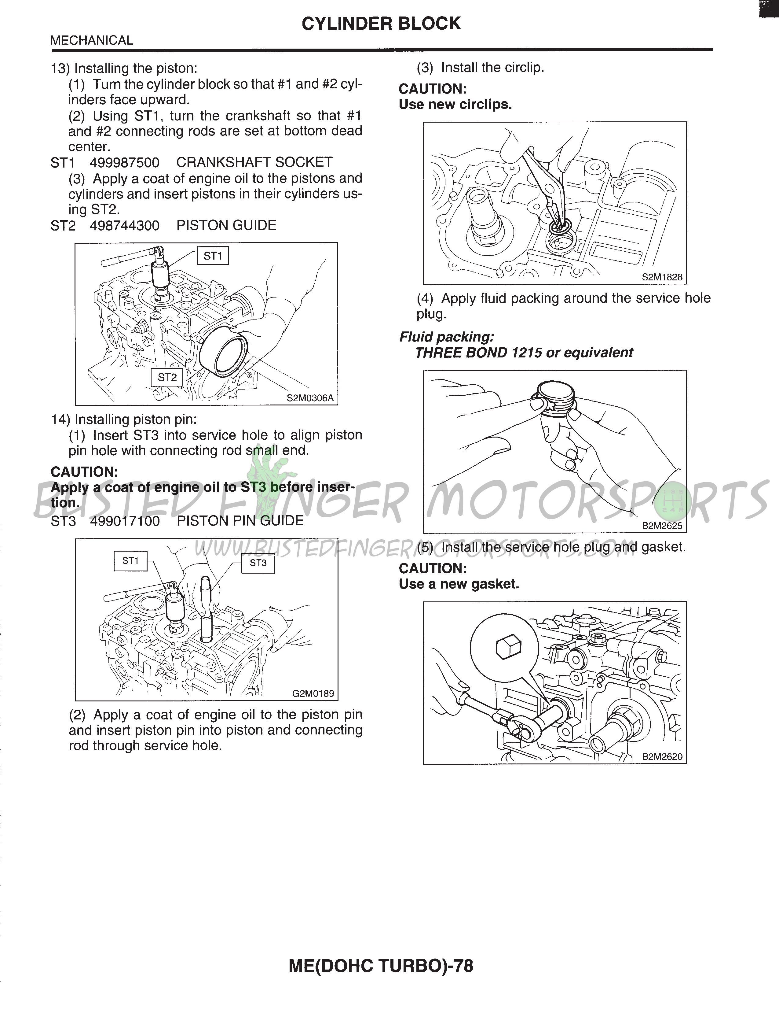 Busted Finger Motorsports EJ205 Engine Block Cheat Sheets – Diagram Of An Engine Ej205