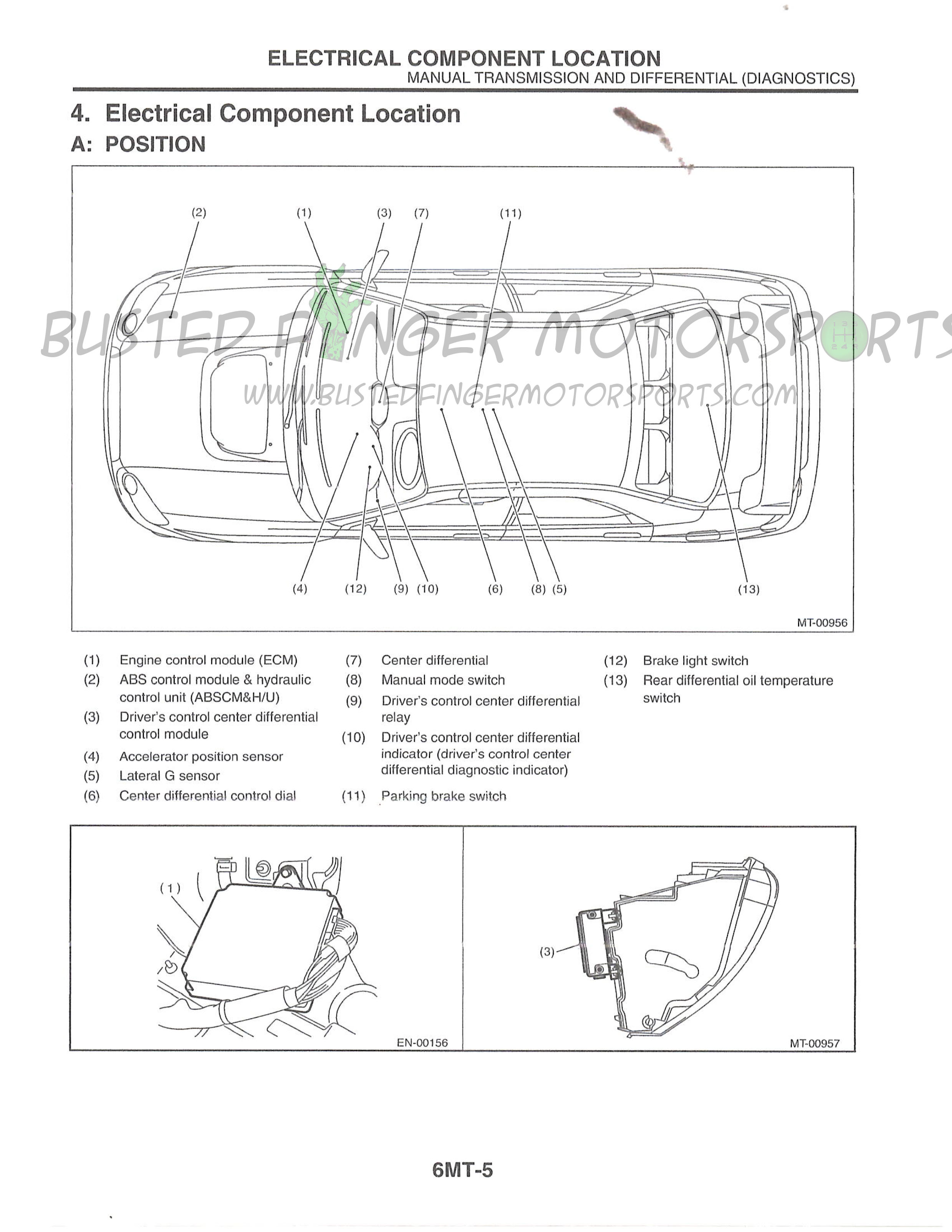05 Sti Dccd Wiring Diagram - Schematics and Wiring Diagrams